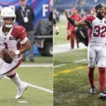 Kyler Murray, Budda Baker Voted Into 'Top 100' NFL...