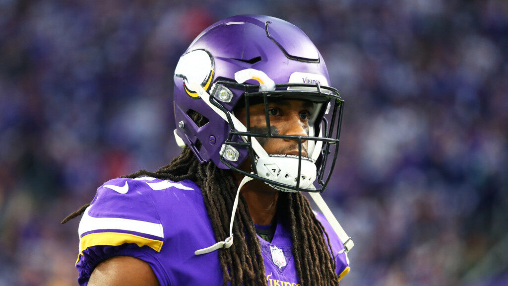 Giants entertained trading for Vikings' Anthony...