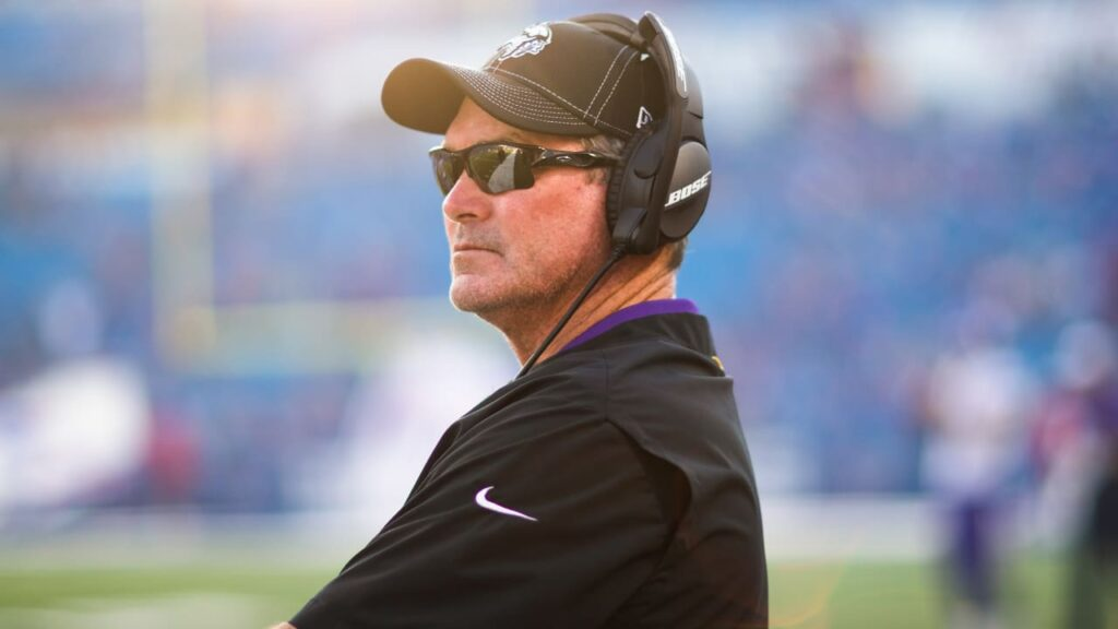 Mike Zimmer Signs Multi-Year Contract Extension