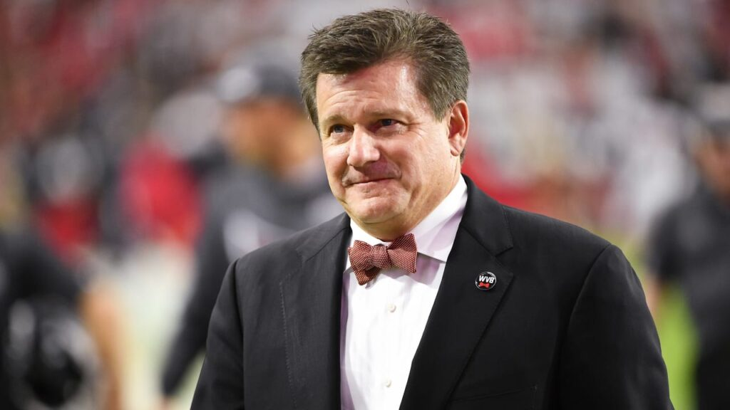 Michael Bidwill Released From Hospital After...
