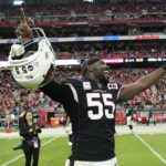 Chandler Jones Gets No. 15 On 'Top 100'