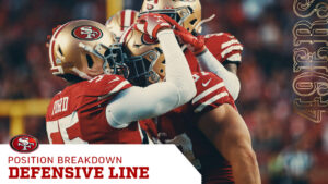 Can 49ers Defensive Line Maintain League-leading...