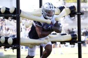 Five Dallas Cowboys who are turning heads at...