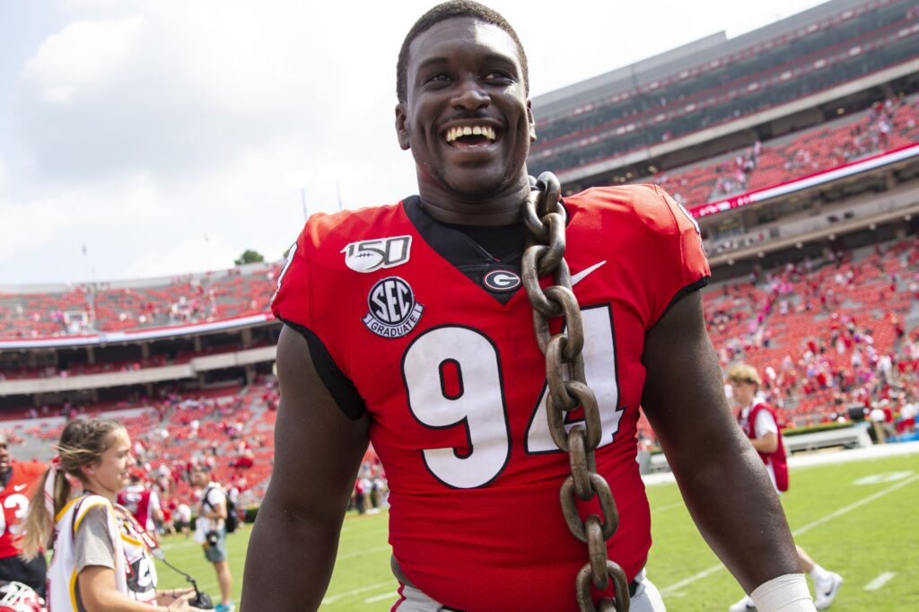 Why former Georgia DL Michael Barnett will end up...