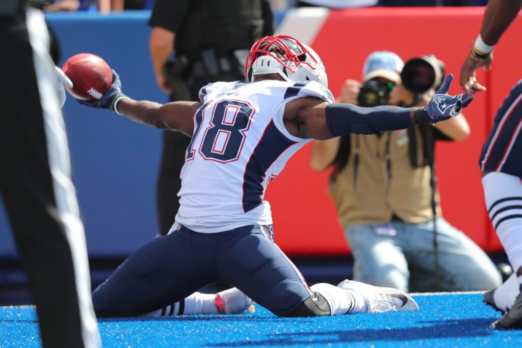 Matthew Slater just saved the 2020 Pats yet again