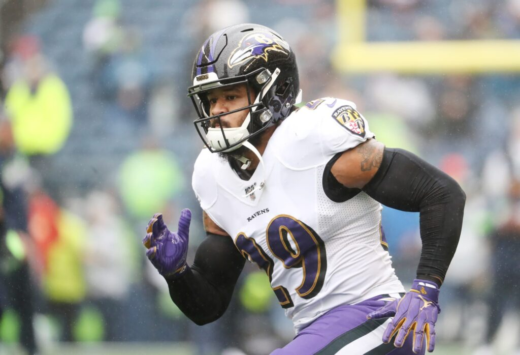 Earl Thomas-Ravens drama is music to Bill...