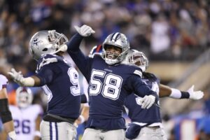 The Dallas Cowboys are trying to 'build it' the...