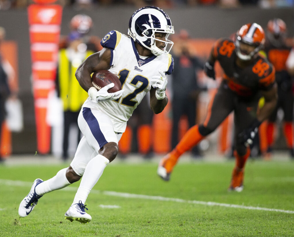 Brandin Cooks and T.Y. Hilton, In Depth