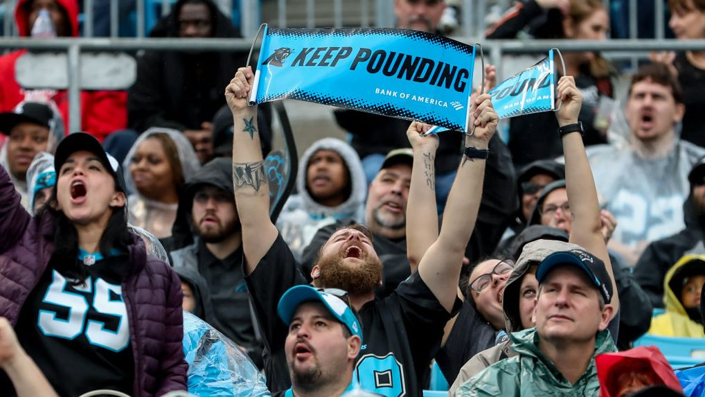 Panthers won't have fans in stands for opener