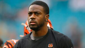 A.J. Green sits out at end of practice for...
