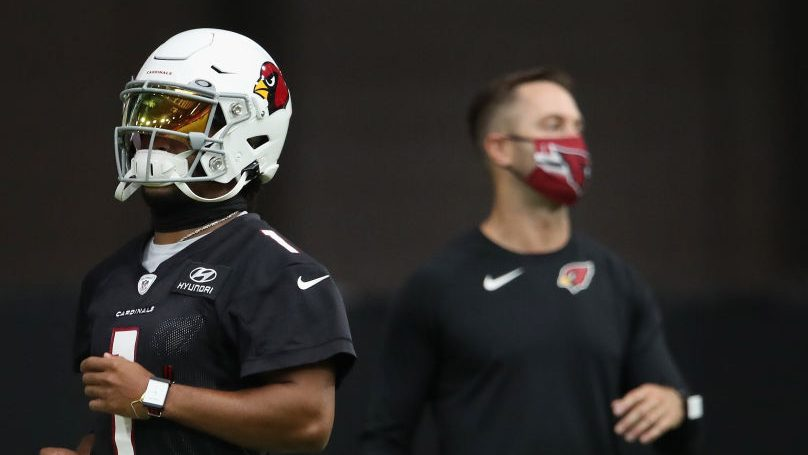 Kyler Murray: Definitely possible to have three...
