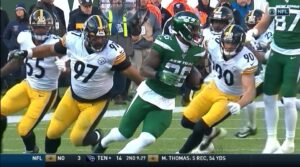 Le'Veon Bell's Second Year With Jets Not Off To...