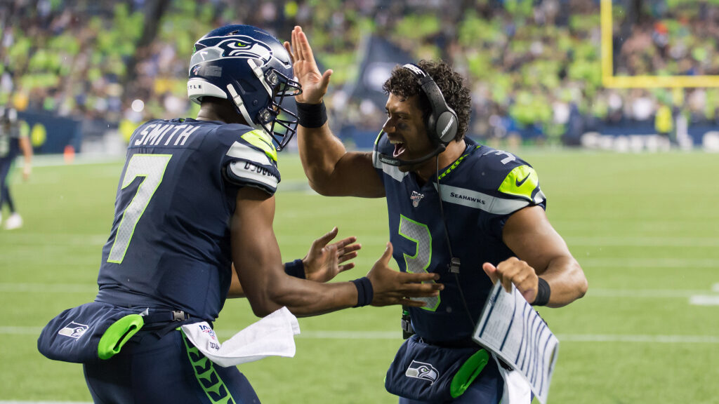 Seattle Seahawks QB Geno Smith ranked 11th-best...