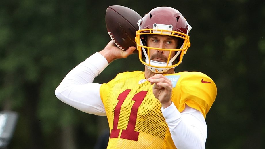 "Alex Smith has thought about taking a hit ""more..."