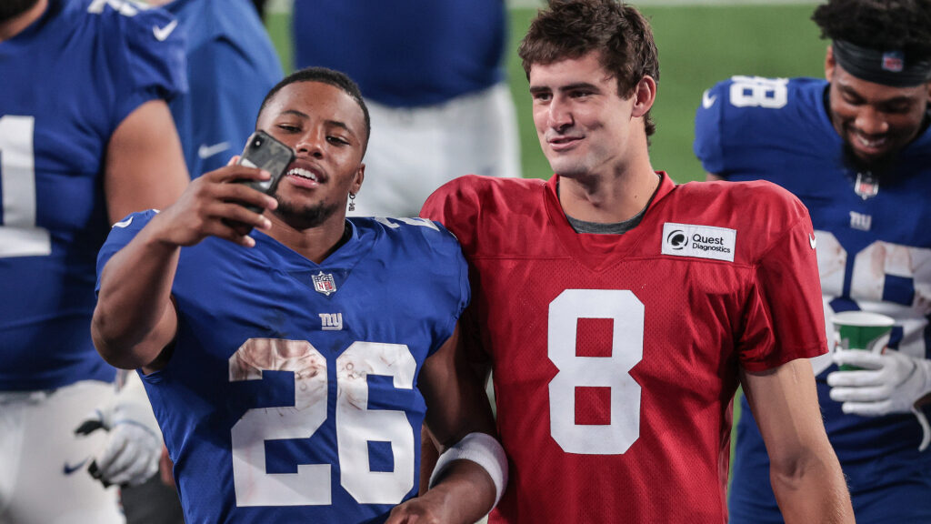 7 New York Giants among top 300 in PFF's fantasy...