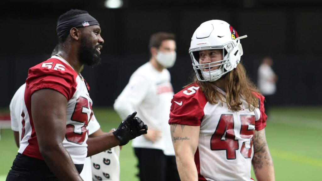After 'Antsy' Wait, Cardinals Finally Return To...