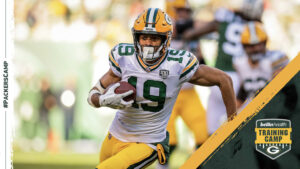 Packers expecting young receivers to 'step up' in...