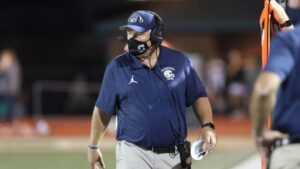 Cathedral's Bill Peebles Named Second 2020...