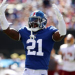 The Athletic ranks New York Giants defense 31st in...