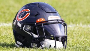 Chicago Bears move practice after discovering...