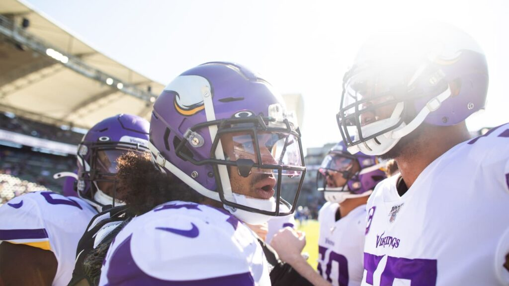 Vikings Defense Shuts Down Notion of Lower...