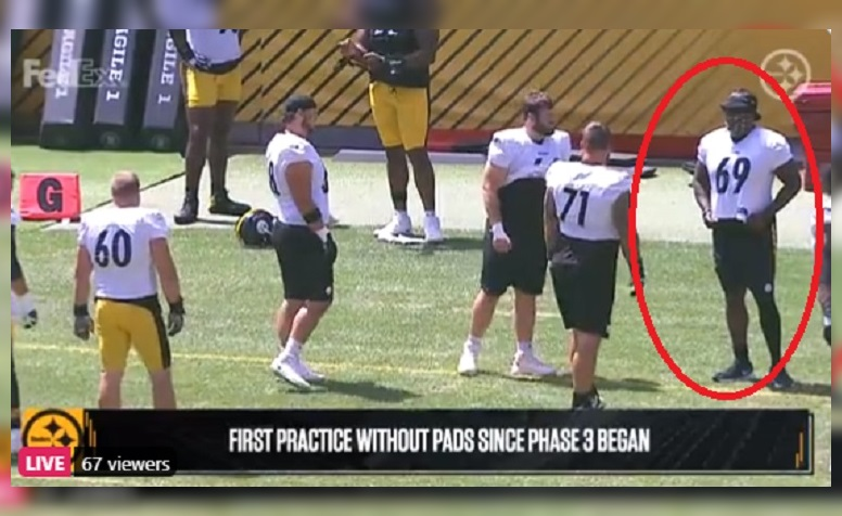 Steelers 2020 Training Camp: Practice Live Blog...