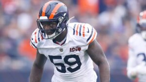 Chicago Bears LB Danny Trevathan determined to...