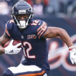 Chicago Bears WR Allen Robinson II spent offseason...