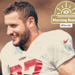 Updates from #49ersCamp, All Eyes on Nick Bosa and...