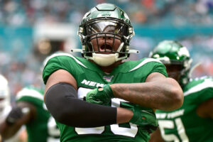 Jets' Quinnen Williams is ready to fulfill massive...