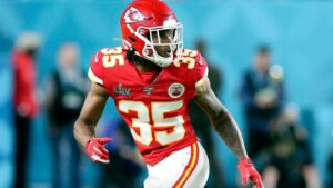 Chiefs' Charvarius Ward says he 'could be one of...