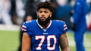 Bills' Cody Ford excited for Year 2 after an...
