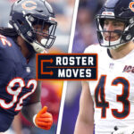 Chicago Bears activate DT John Jenkins, TE Eric...