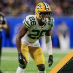 Packers safety Darnell Savage not resting on...