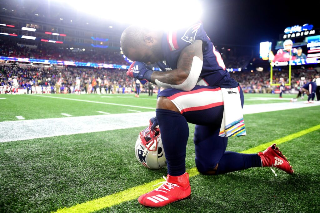James White posts heartbreaking IG on son's...