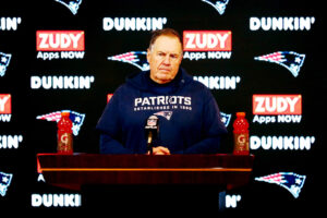 Bill Belichick has classic comments on Mohamed...