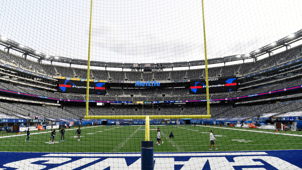MetLife Stadium turf passes inspection ahead of...