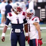 Julian Edelman credits Cam Newton for bringing...
