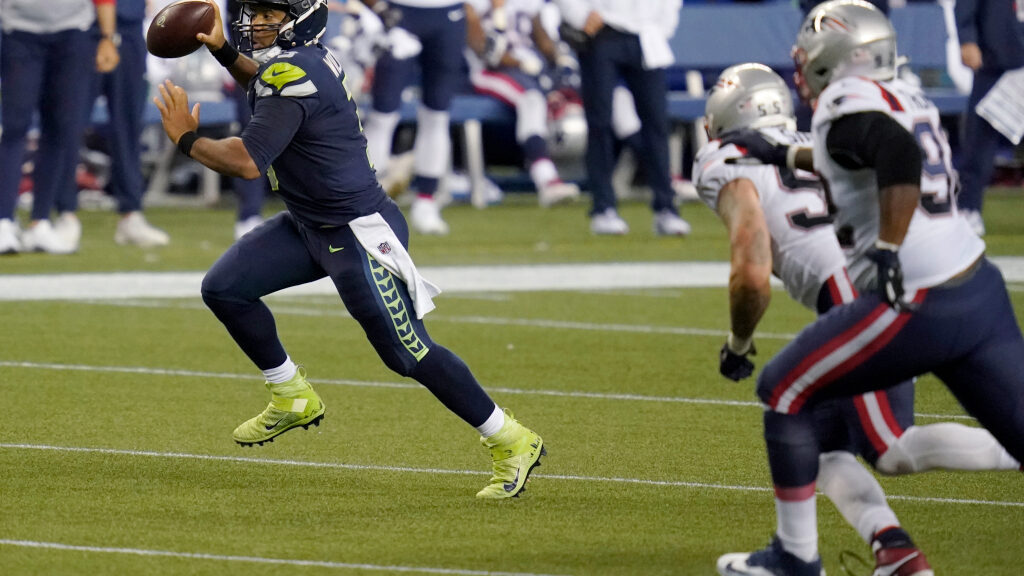 Seahawks QB Russell Wilson is 'definitely in the...