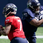 Seahawks add tackle Jamarco Jones to Week 1 injury...