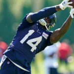 DK Metcalf praised by teammates and coaches ahead...