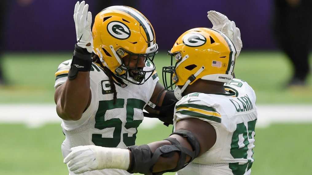 Kenny Clark out this week for Packers