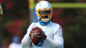 Anthony Lynn confirms Tyrod Taylor is Chargers...