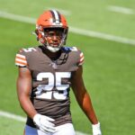 Browns sign Dontrell Hilliard to active roster