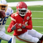 Sammy Watkins is in the concussion protocol