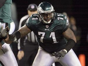 Eagles Jason Peters Making the Move Back to Left...