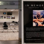 Jets, Giants rename photo work room in honor of...