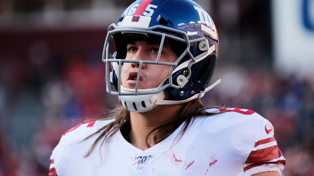 Giants sticking with Nick Gates as date with Aaron...