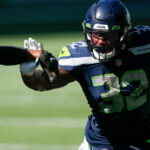 Seahawks did not use franchise or transition tag...