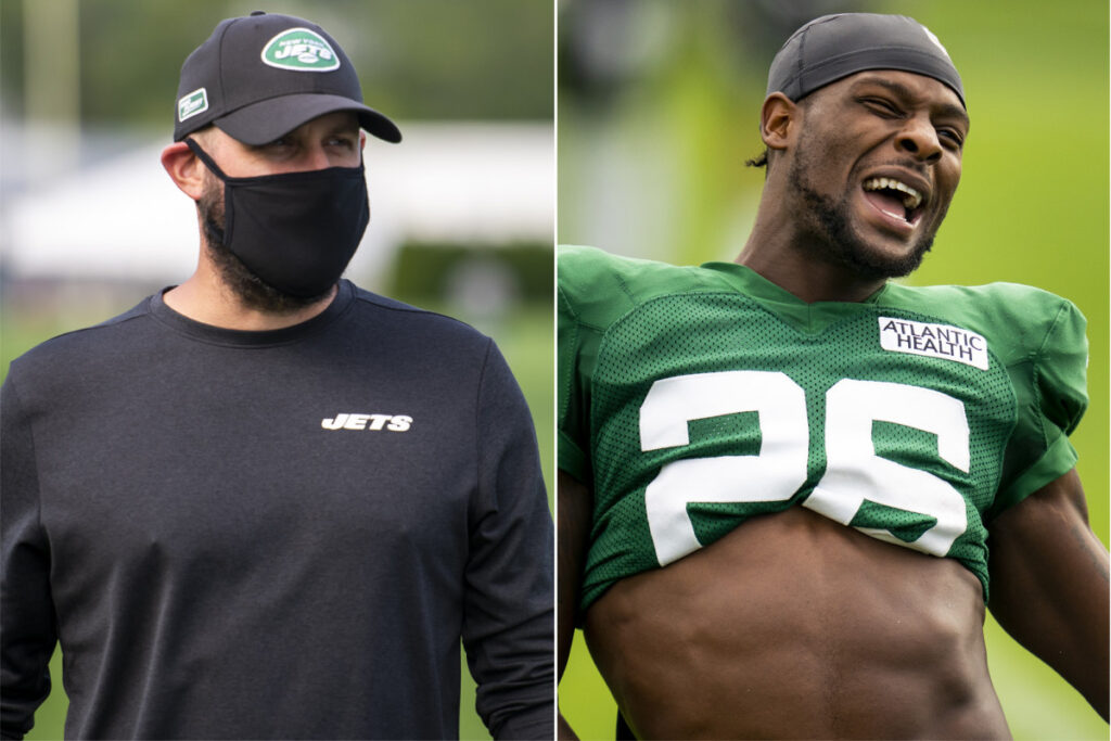 Le'Veon Bell-Adam Gase must make their 'positive'...